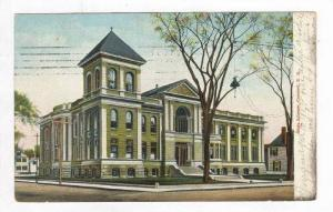 Exterior, State Library, Surrounding Area, Concord, New Hampshire, 00-10s