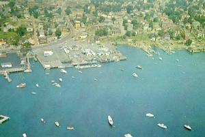 MA - Beverly, Aerial View