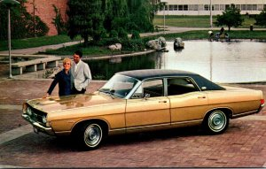 1968 Ford Torino Four Door Sedan
