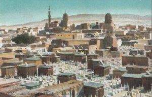 CAIRO , Egypt , 1900-1910´s ; Cemetery