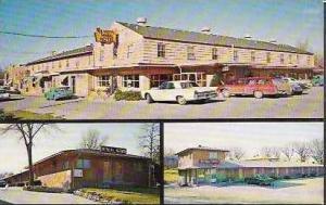 IA Des Moines McNeal Hi-Way Hotel & Motels