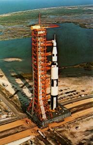 FL - Kennedy Space Center. The NASA Apollo/Saturn V    (NASA/Astronomy