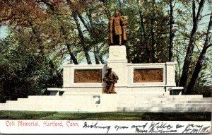 Connecticut Hartford Colt Memorial 1907