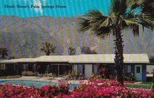California Palm Springs Home Of Dinah Shore
