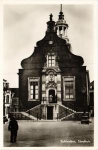 CPA Schiedam- Stadhuis. NETHERLANDS (714216)