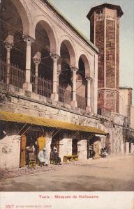 Tunis - Mosquee de Halfaouine , 00-10s
