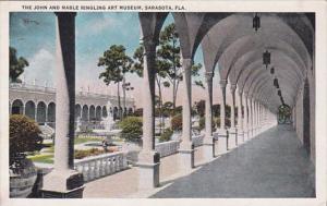 Florida Sarasota The John and Mable Ringling Art Museum