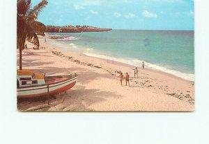 Swimming Beach Barbados WI East Coast