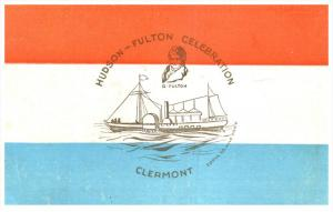 4761    Hudson-Fulton Celebration 1909    Souvenir Card