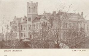 KINGSTON , Canada , 1900-10s ; Queens University #3