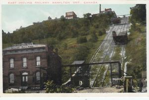 HAMILTON , Ontario , 1910s ; East Incline Railway