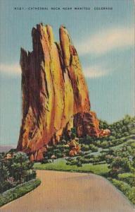 Colorado Manitou Cathedral Rock