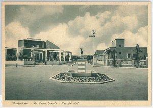 49797   CARTOLINA d'Epoca - FOGGIA provincia : Manfredonia