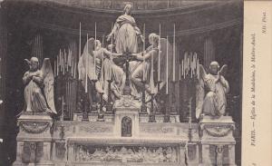 Eglise De La Madeleine, Le Maitre-Autel, PARIS, France, 1900-1910s
