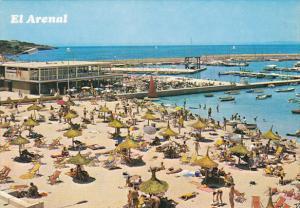 Spain El Arenal Club Nautico Mallorca