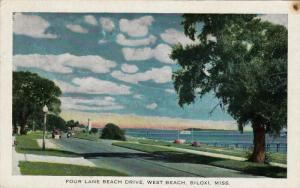 Four Lane Beach Drive, West Beach, BILOXI, Mississippi, PU-1942