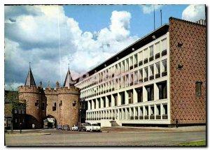 Postcard Modern Sabelspoort in Arnhem Provincie Huis