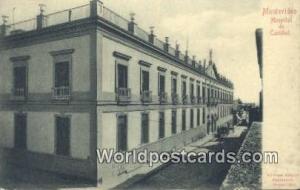 Montevideo Uruguay, South America Hospital de Caridad Montevideo Hospital de ...