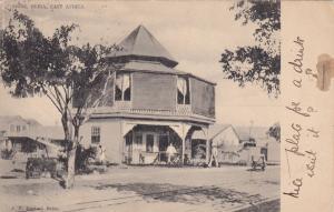Beira , Mozambique , 1900-10s ; Kiosk