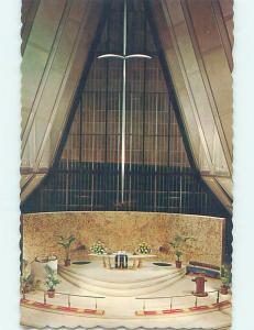 Unused Pre-1980 CHURCH SCENE Colorado Springs Colorado CO G3612