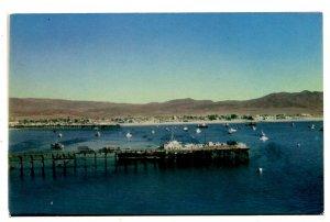 Mexico - Ensenada, Baja California. Commercial Pier