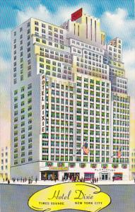 Hotel Dixie On Times Square New York City