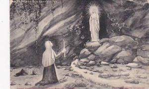 France Lourdes L'Apparition