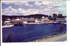 Harbour, Docks, Temagami, Ontario, Canada,