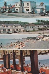 4-Views, Hotel-Motel Au-Bec-Fin Enr., Sainte-Luce-sur-mer, Quebec, Canada, ...