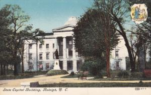 Alternate View, State Capitol Building, Raleigh, North Carolina, 00-10´s