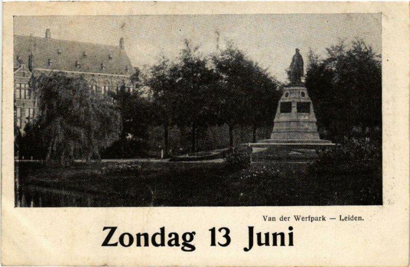 LEIDEN Van der Werfpark NETHERLANDS (603441)