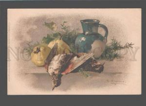 079470 Still Life after Hunt by C. KLEIN Meissner & Buch 1167