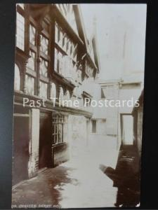Cheshire CHESTER Derby House - Old RP Postcard by Photochrom Co Ltd