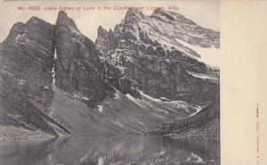 Lake Agnes Or Lake In The Clouds Near Laggan, Alberta, Canada, 1900-1910s
