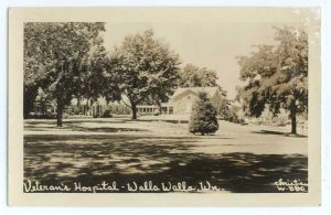 RPPC, Veteran's Hospital in Walla Walla, Washington, WA,