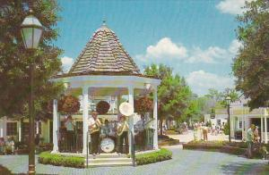 Southern Crossroads Bandstand At Cypress Gardens Florida