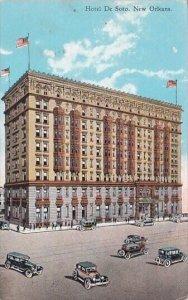 Hotel De Soto New Orleans Louisiana