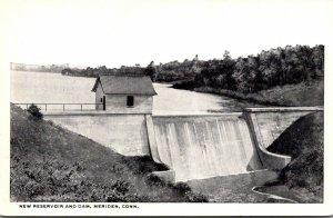 Connecticut Meriden New Reservoir and Dam