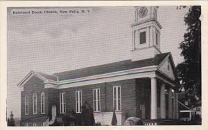 New York New Paltz Reformed Dutch Church Dexter Press