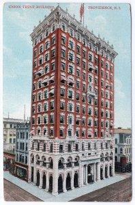 Providence, R.I., Union Trust Building