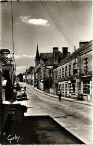 CPA Renaze, Mayenne-Rue Bourdais (420416)