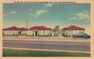NEW ORLEANS, Louisiana, 030-40s ; La Bella Motel