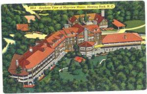 Air View Mayview Manor, Blowing Rock, North Carolina ,NC,  Linen