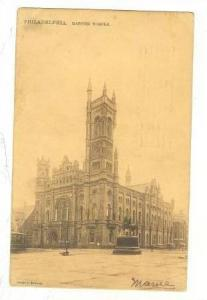 Masonic Temple, Philadelphia, Pennsylvania,PU-1907