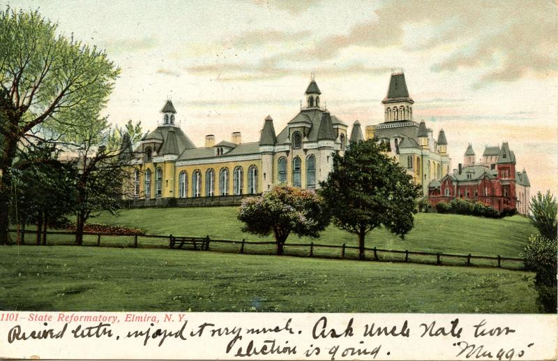 NY - Elmira. State Reformatory