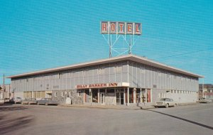 QUESNEL , B.C. , Canada , 50-60s ; Billy Barker Inn
