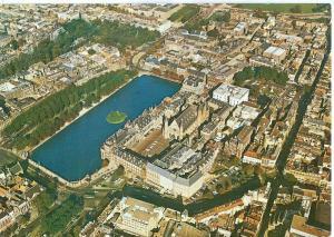 Netherlands, Den Haag, Government Building, used Postcard