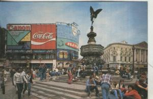 Postal: London: Piccadilly Circus