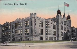 High School , JOLIET , Illinois , PU-1915