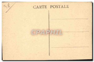 Old Postcard Pilgrimage of Our Lady of Salette The cemetery and Drops